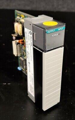 Allen Bradley Slc500 Analog Combination Input Output Io Module 1746-nio4v Ser A