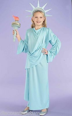 LIL' MISS LIBERTY CHILDREN'S HALLOWEEN COSTUME SMALL