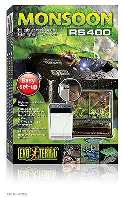 Exo Terra Monsoon RS400 Beregnungsanlage inkl. 1 x Erweiterungsset
