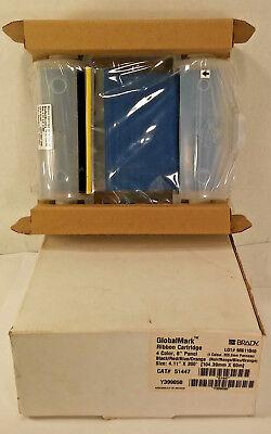 1 New Brady 51447 Ribbon Cartridge Blackredblueorange Nib Make Offer