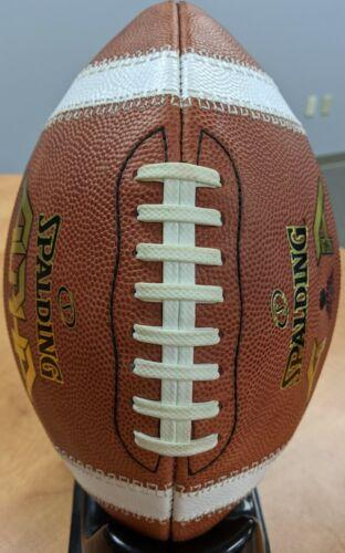 Spalding Alpha NFHS Regulation Game Football