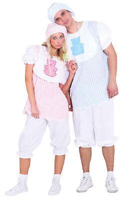 Baby Boy Junge Girl Mädchen Erwachsene Srampler Doll Riesenbaby Big Kostüm Anzug (Riesen Baby Kostüme)