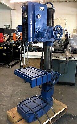 Rockwell Delta 12 Variable Speed Geared Head Drill Press 90-3360 Rpm 1.9 Hp