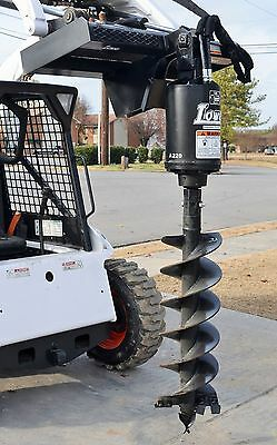 Bobcat Skid Steer Attachment Lowe Bp210 Hex Auger Drive With 15 Bit - Ship 199