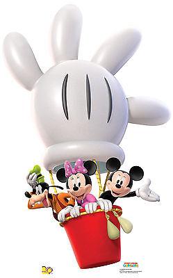 #1172 Mickey Mouse Disney Höhe 151cm Pappaufsteller  Aufsteller Lebensgroß Figur ()