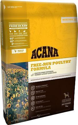 ACANA Heritage Free Run Poultry Dry Dog Food (12 oz)
