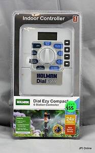 Holman 6 Station Dial Ezy Irrigation Controller Lalor Whittlesea Area Preview