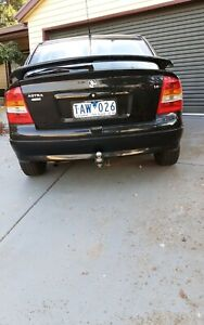 Holden Astra 2004 TS Series Classic Hatch 5spd