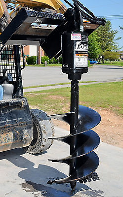 Bobcat Skid Steer Attachment Lowe Bp210 Hex Auger Drive With 24 Bit -ship 199