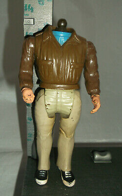 Vintage A-Team Action Figure - Murdoch - Spare Body - No Head