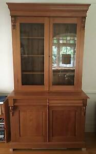 Beautiful Antique French Country style Kauri Pine Dresser Mosman Mosman Area Preview