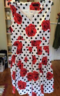 Dress size 12 woman