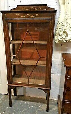 Vintage Glazed Cabinet