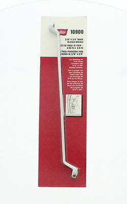 "Lisle Tools 10900 5/16"" & 3/8"" Brake Bleeder Wrench"