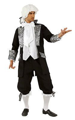 Kostüm Barock Rokoko Gehrock m. Hose Barockkostüm Herren Edel Pirat Fasching
