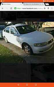 Holden Vectra 2001 low km has pink slip Lemon Tree Passage Port Stephens Area Preview
