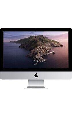 "apple 2.5"" imac with retina 4k display (latest model) -intel core i3 (3.6GHz) -"