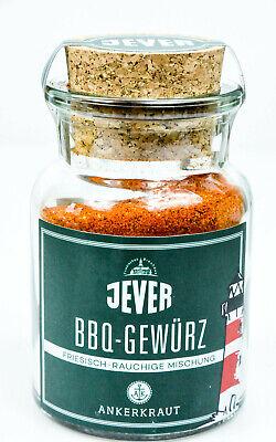 """Jever Bier, Ankerkraut Gewürzmischung """"BBQ Mix"""" 100g, neue Auflage, Grillgewürz"""
