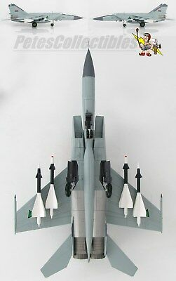 "HOBBY MASTER HA5602 MIG-25PDS Foxbat 25211 ""The Hornet Killer"" Iraqi Air Force"
