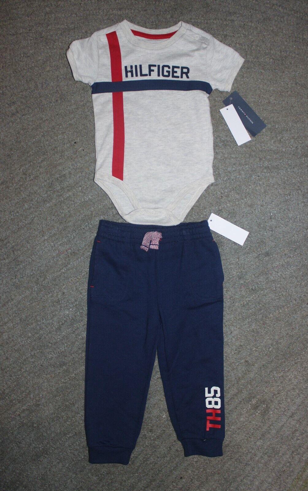 Tommy Hilfiger Baby Boys 2 Piece Set - Size 18 Months - NWT