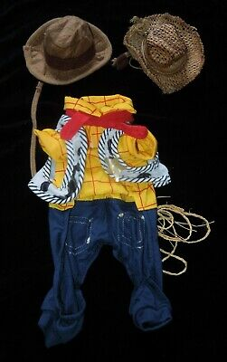 Toy Story Pet Costumes (Disney Toy Story Woody Costume for Dog Pet )