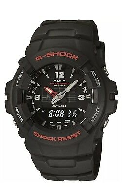 G-Shock Black-Red G-100 G-Simple Watch for sale  Stourbridge
