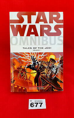 ⭐⭐B677 Star Wars Omnibus: Tales of the Jedi Volume 1 - Dark Horse Comics⭐⭐