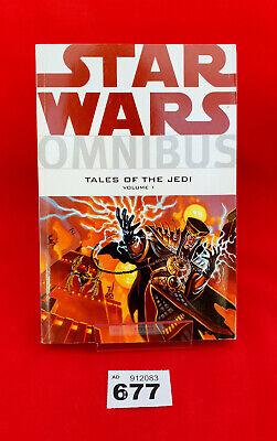 ⭐⭐B677 Star Wars Omnibus: Tales of the Jedi Volume 1 - Dark Horse Comics⭐⭐