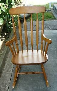 Vintage Timber Rocking Chair Good Working Condition Nursing Chair Tarragindi Brisbane South West Preview