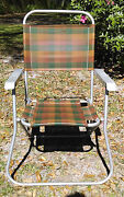 Vintage Camp Chair