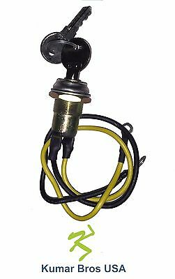 Massey Ferguson Ignition Switch W 2 Keys 35 40 50 65