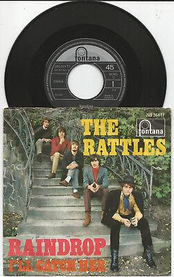 "THE RATTLES ""Raindrop/I´ll Catch Her""  Beat 7"" Single 1967 gebraucht kaufen  Saarbrücken"