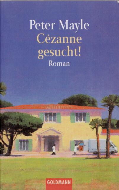 go- MAYLE : CÉZANNE GESUCHT !   44568