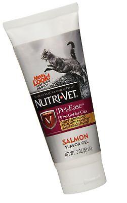 Nutri-Vet Feline Paw Gel, 3-ounces Salmon Pet-Ease Free Shipping