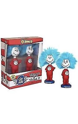 Funko 06065 Wacky Wobbler: The Cat in the Hat - Thing 1 and Thing 2 Pop Culture for sale  Las Vegas