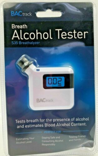 BACtrack S35 Breathalyzer Portable Breath Alcohol Tester