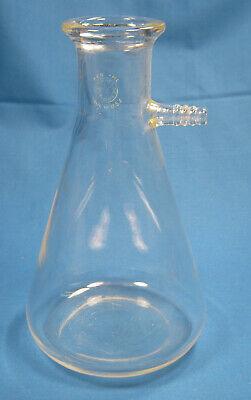 Pyrex 500 Ml Filter Flask  Free Shipping  B