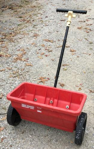 Cyclone True Temper Drop Spreader seeder lawn grass fertilizer LOCAL PICKUP ONLY