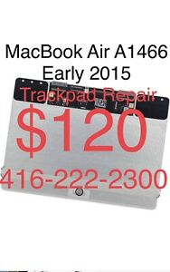 Apple MacBook Air A1466 Early 2015 Trackpad Replacement