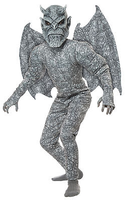 nder Kostüm Jungen Mittelalterlich Monster Wings Halloween (Grausige Kostüme)