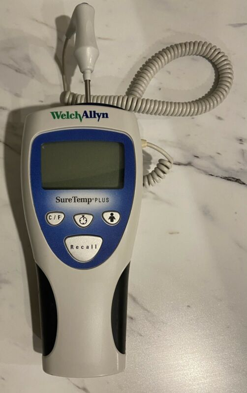 Welch Allyn SureTemp Plus -  Thermometer - Free Shipping!