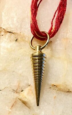 Supreme Master Orgone Universal Vortex Pendant Luck Protection Tachyon Prana