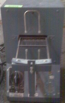 Kirk Aa-2 Optical Crown Lens Heat Treating Oven Wcompressor Guarentee
