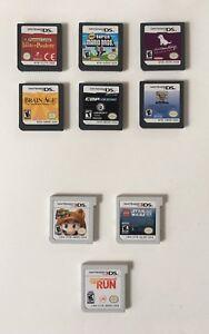 Jeux NINTENDO DS / Jeux Nintendo 3DS