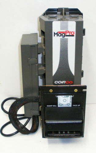 Coinco MAG50B  Dollar Bill Acceptor Validator MDB & Pulse Tested  Used
