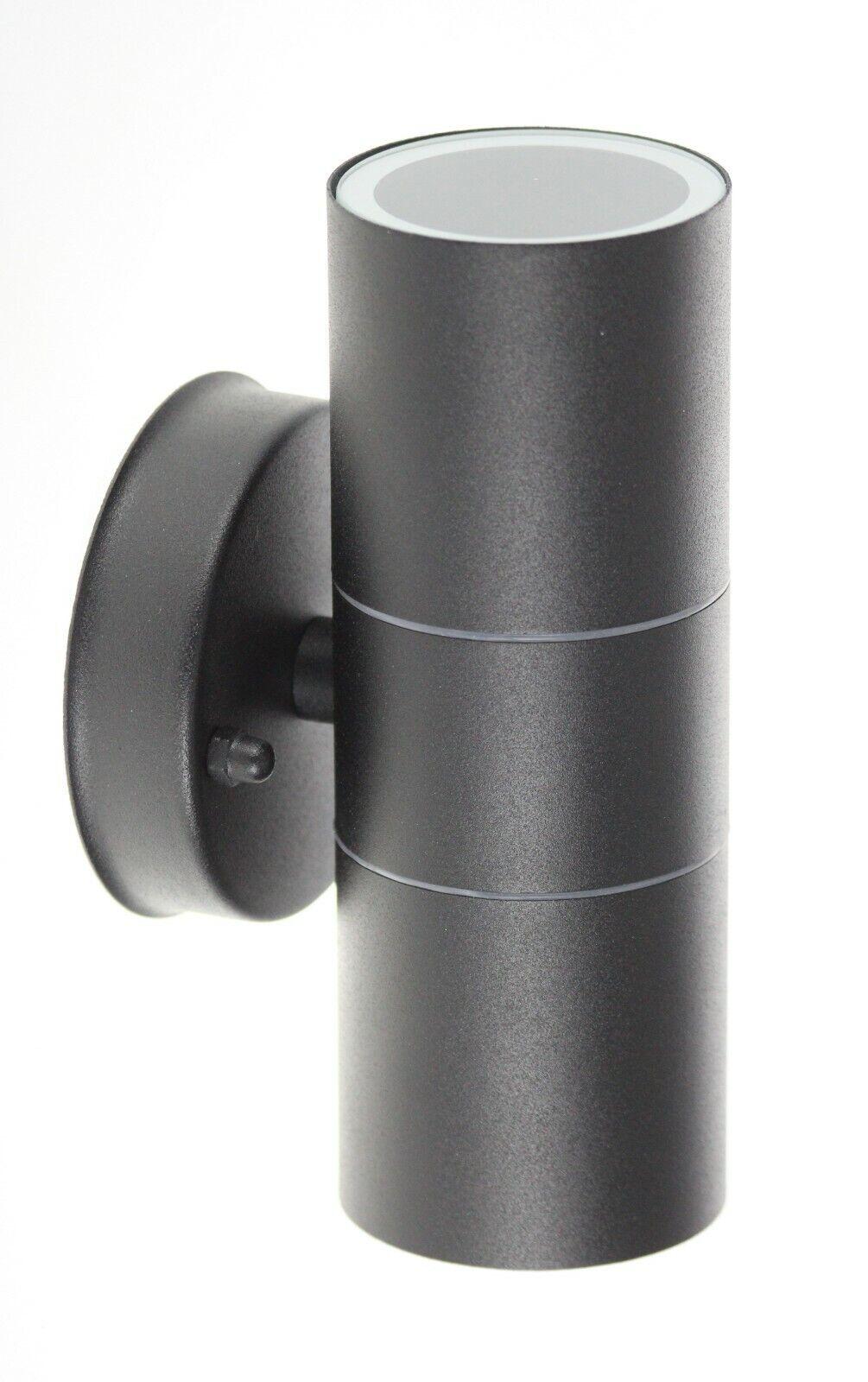 MARCADI SINGLE-360-Strahler LED aussen innen Edelstahl Leuchte Spot Lampe 109B