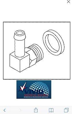 Tuttnauer Elbow Swivel Fitting Ez1017302340ez9 For Water Pump Rpf811