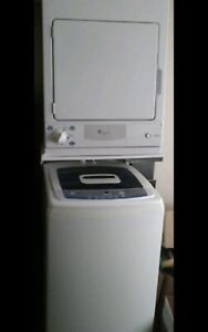 NEW GE washer & dryer COMBO  (110V)....perfect for apartment !!