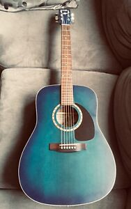 Art and Lutherie acoustic guitar for sale - Fishman preamp