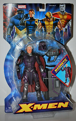ToyBiz Marvel Legends X-Men Classics Magneto with Electro-Magnetic Action